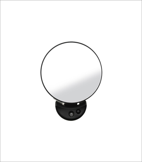 Tweezerman TweezerMate 10X Lighted Mirror_Hauterfly