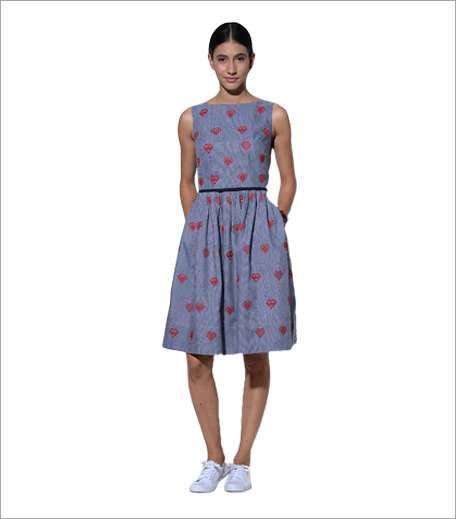 Umbar Printed Dress_InPost_Hauterfly