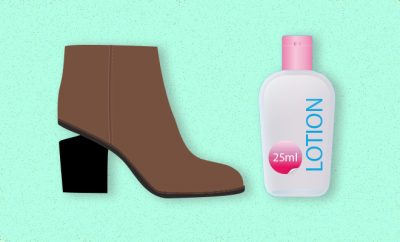 Use Body Lotion To Keep Leather Looking Fresh and New_Style Hack_Hauterfly