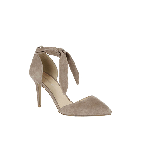 Warehouse Suede Ankle Tie Court Shoe_Hauterfly