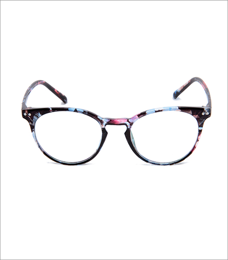 You See Buy Floral Full Rim Oval Eye Frames