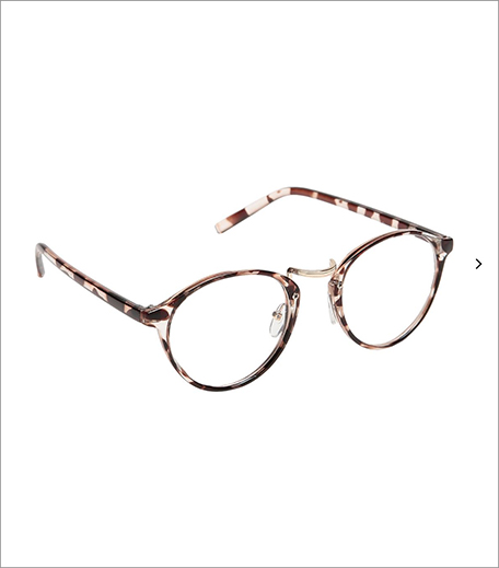 You See Buy Tortoise Print Oval Eye Frames