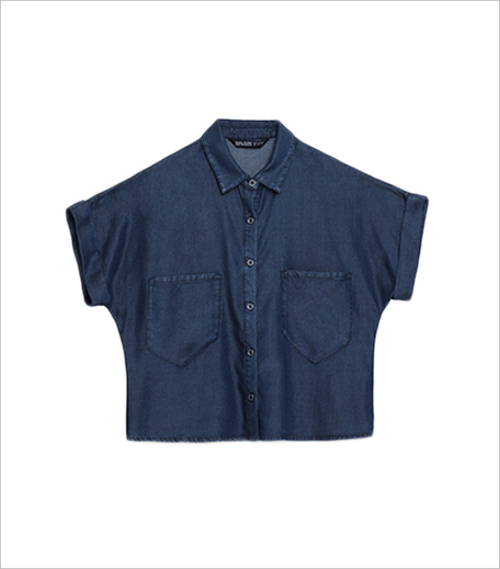Zara Cropped Shirt_Hauterfly