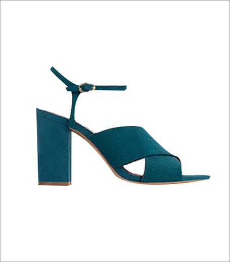 Zara Crossover Suede Sandals_Hauterfly