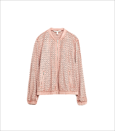 Zara Cut-Work Bomber Jacket_Hauterfly