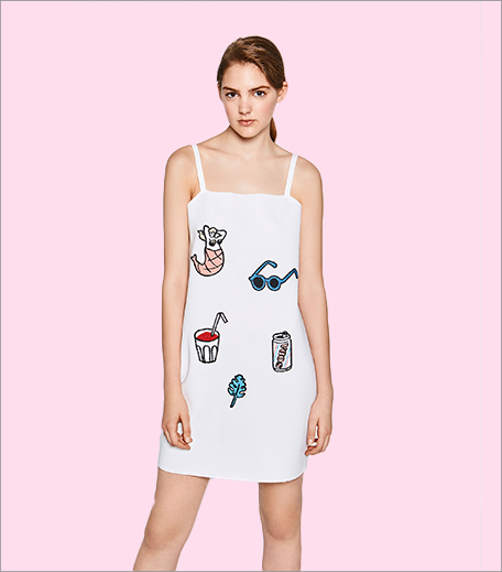 Zara Embroidered Dress_Hauterfly
