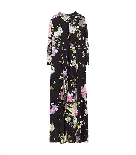 Zara FLORAL PRINT DRESS_Inpost_Hauterfly