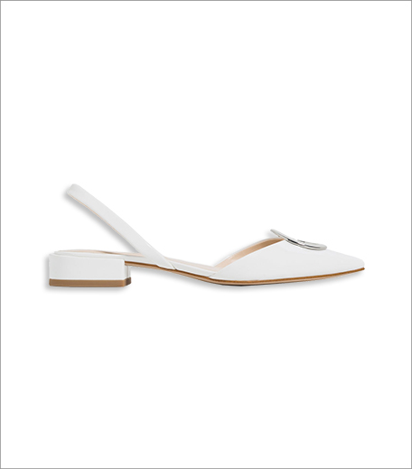 Zara Flat Shoes With Detail_Hauterfly