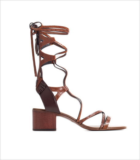 Zara Lace-Up Leather Sandals___Hauterfly