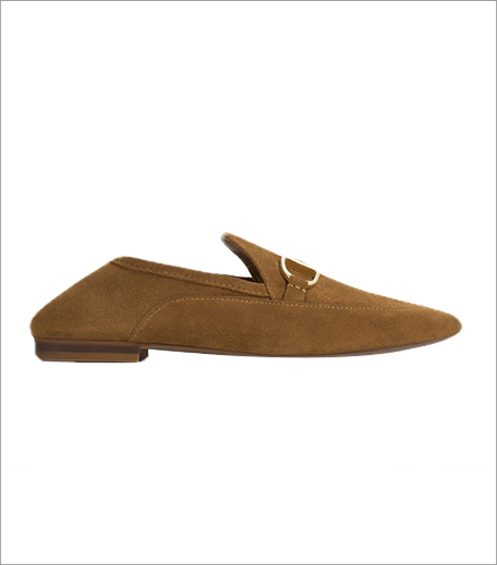 Zara Leather Loafers With Buckle_Hauterfly