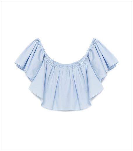 Zara Off The Shoulder Top_Hauterfly