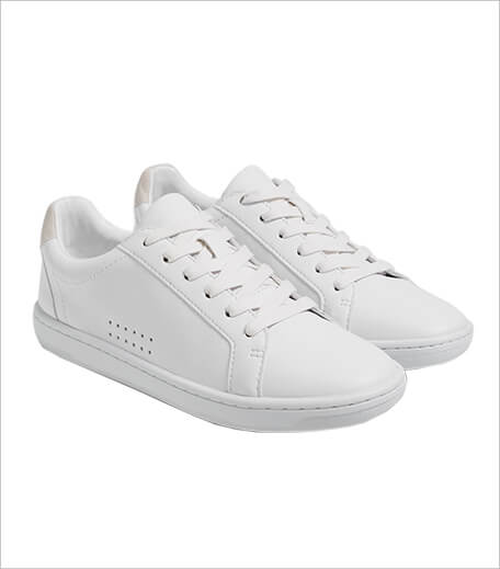 Zara Plimsoll with laces_Hauterfly