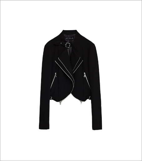 Zara Short Jacket With Zips_Cropped Jacket Trend Spring Summer 2016_Hauterfly