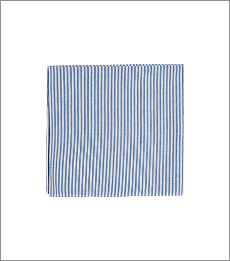 Zara Striped Bandana Scarf Product