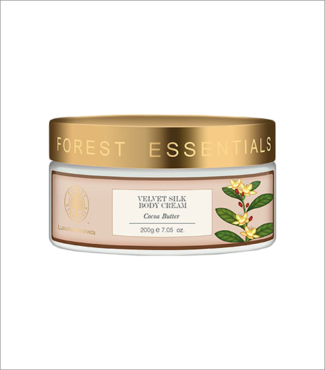 Forest Essentials Velvet Silk Cocoa Butter_Hauterfly